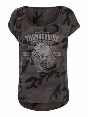 37b6ad8824 Harley-Davidson Damen T-Shirts & Tops im Thunderbike Shop