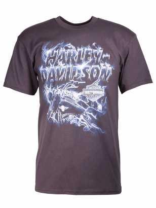 harley davidson t shirts kurze hemden im thunderbike shop. Black Bedroom Furniture Sets. Home Design Ideas