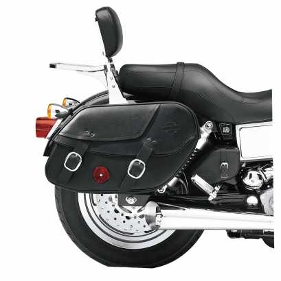 53692-96 REAR TURN SIGNAL RELOCATION KIT REAR FOR HARLEY DAVIDSON 06-17 DYNA FANGSTER REF