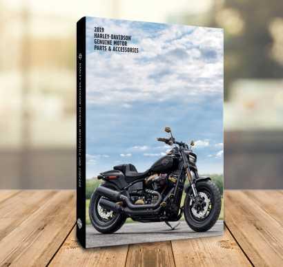 Harley Davidson Books & Catalogs | Thunderbike