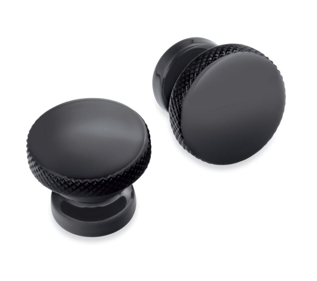 Seat Mounting Nuts black