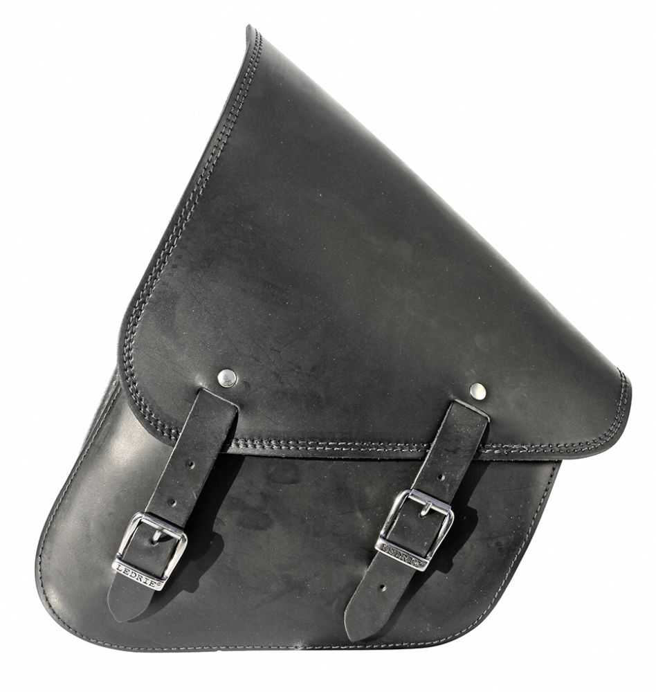Black for Harley-Davidson Leather Ledrie Tool role