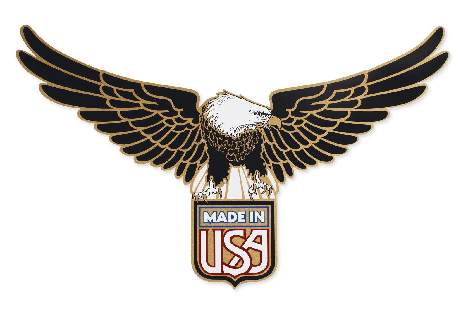 14093 84 harley davidson eagle verkleidungsaufkleber im. Black Bedroom Furniture Sets. Home Design Ideas
