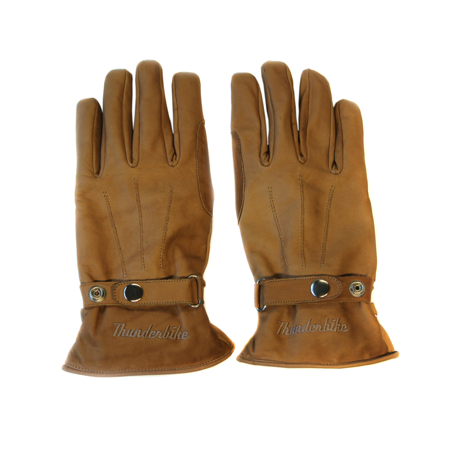 new product 09033 d73b5 ... Thunderbike Clothing Thunderbike Gloves Retro, camel - 19-70-040V ...