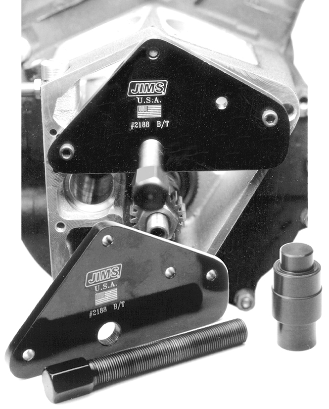 Jims Inner Cam Bearing Installation Tool For Big Twin 58
