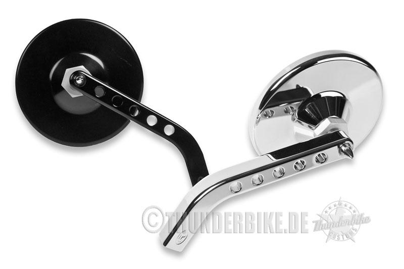 spiegel joker im thunderbike shop. Black Bedroom Furniture Sets. Home Design Ideas