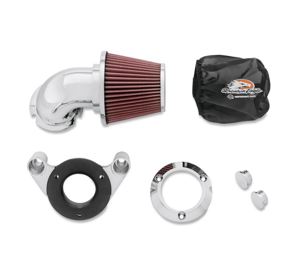 Breather Air Cleaner : Sportster xl aircleaner screamin eagle heavy breather