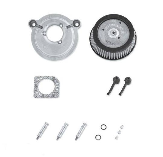 NOS Genuine Harley Davidson Stage I EFI Air Cleaner Kit Softail Dyna 29773-02C