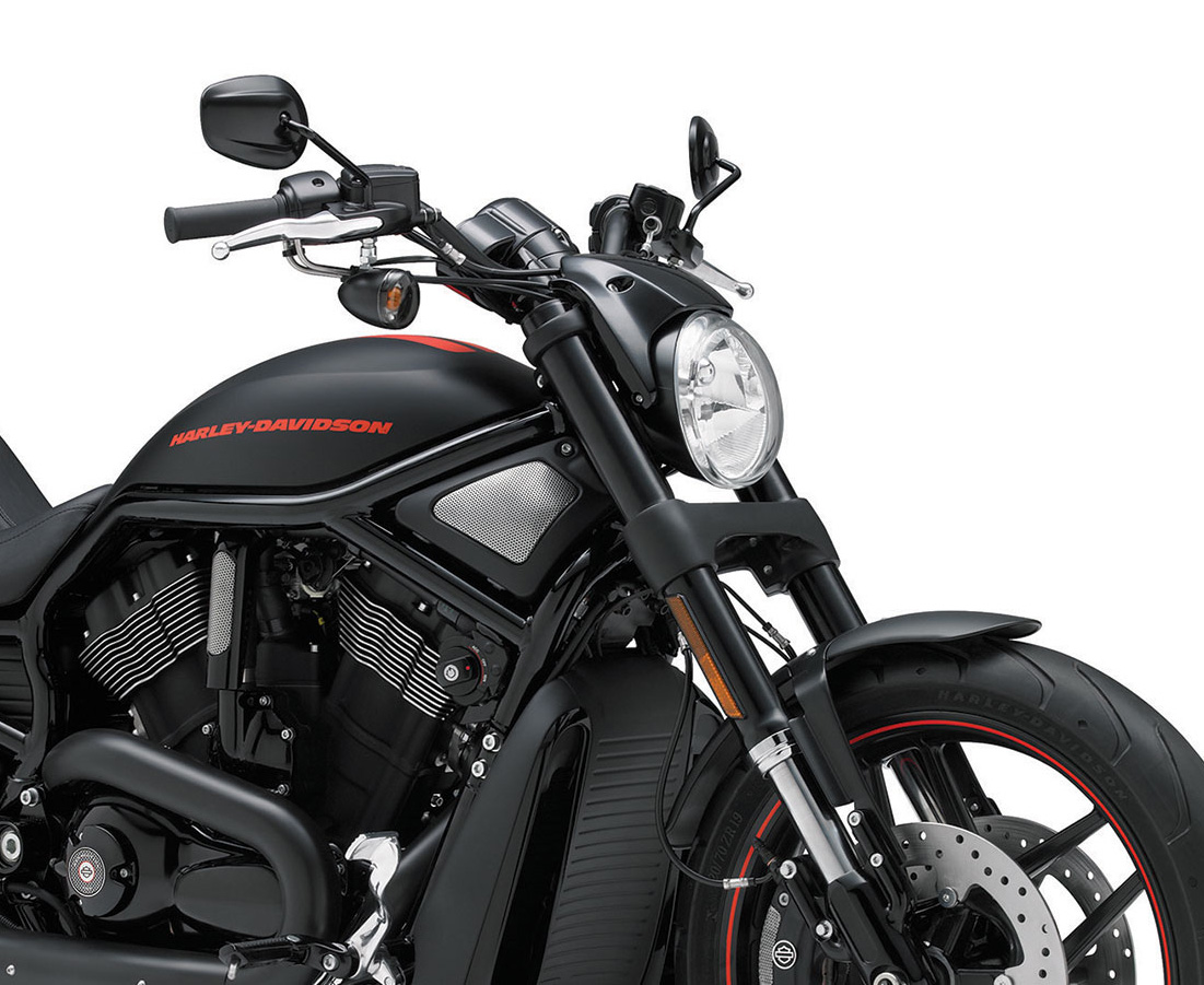 55800027 Harley Davidson H D Original Handlebar Satin Black For Night Rod Special 12 17 At Thunderbike Shop