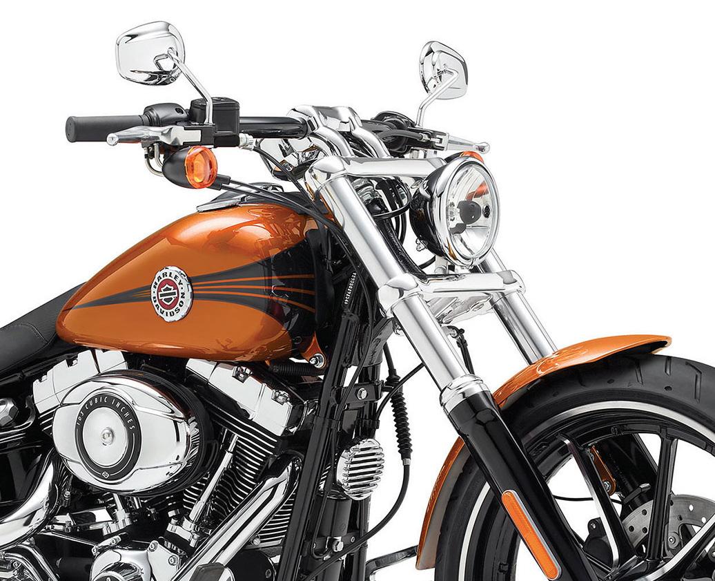 55800215 Harley-Davidson H-D Original Lenker 1.25\