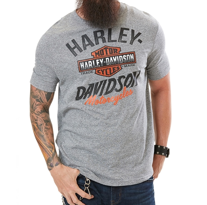 d7b302a7337ad H-D Motorclothes Harley-Davidson T-Shirt Forbidden Force - 5AM1-HH4D