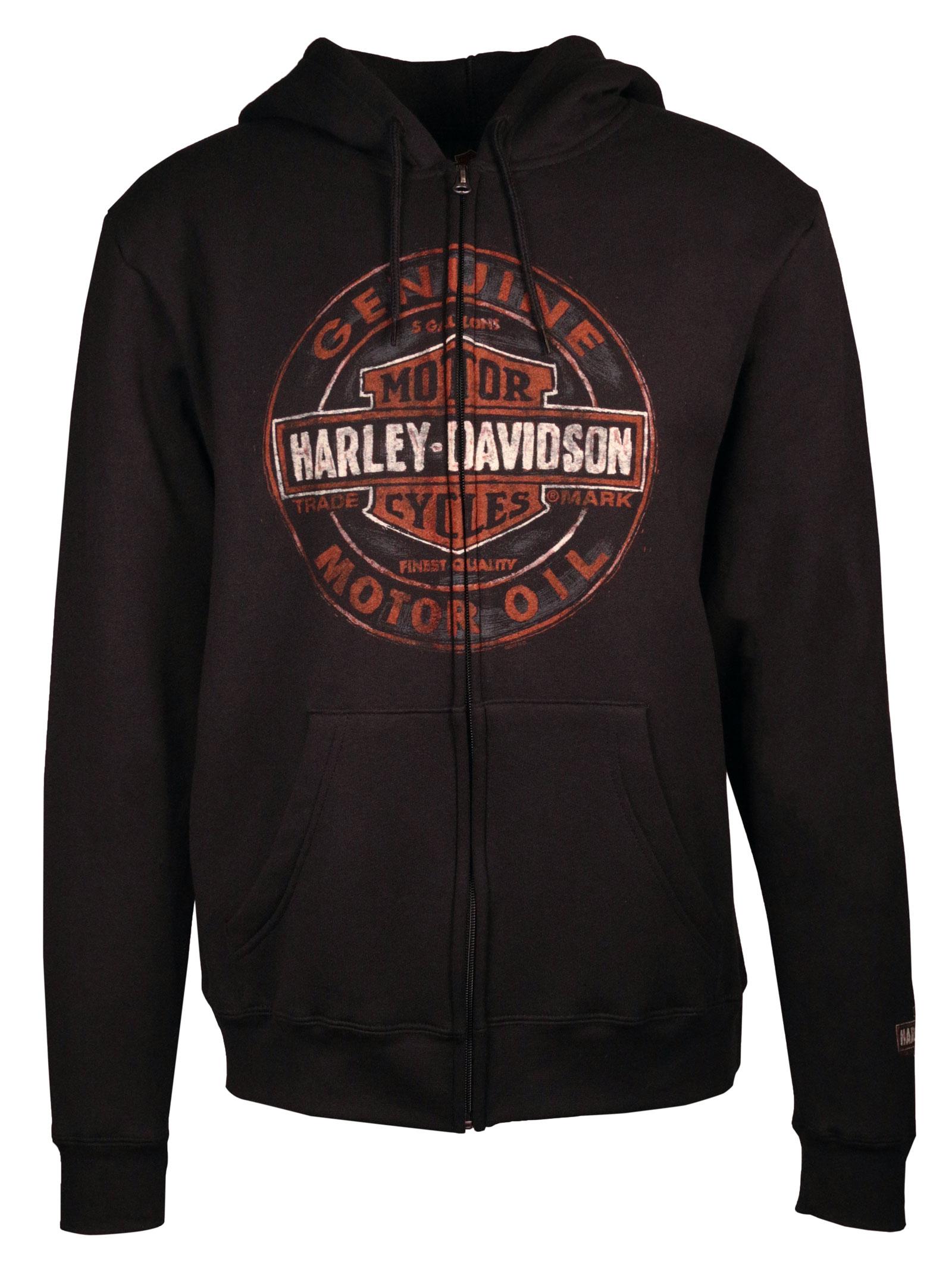 Harley hoodies