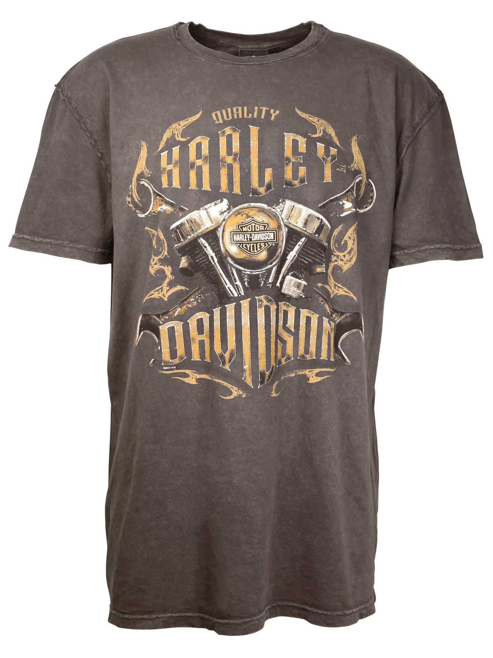 harley davidson t shirt immortal road im thunderbike shop. Black Bedroom Furniture Sets. Home Design Ideas
