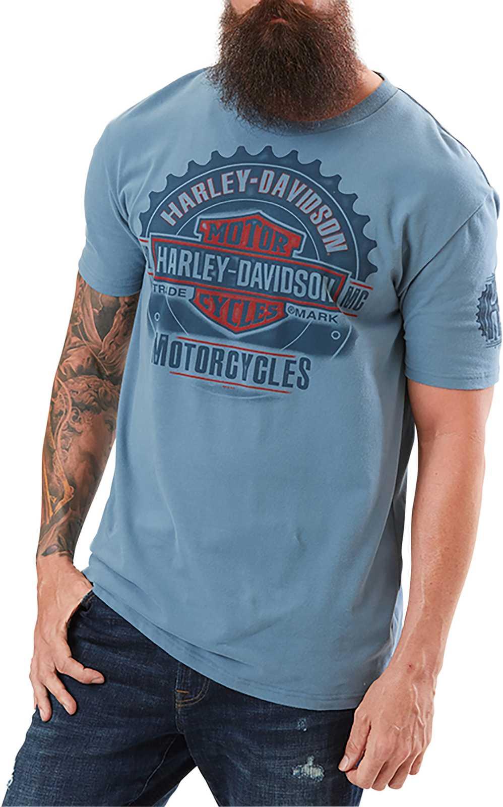 harley davidson t shirt motorcycle camaraderie im. Black Bedroom Furniture Sets. Home Design Ideas