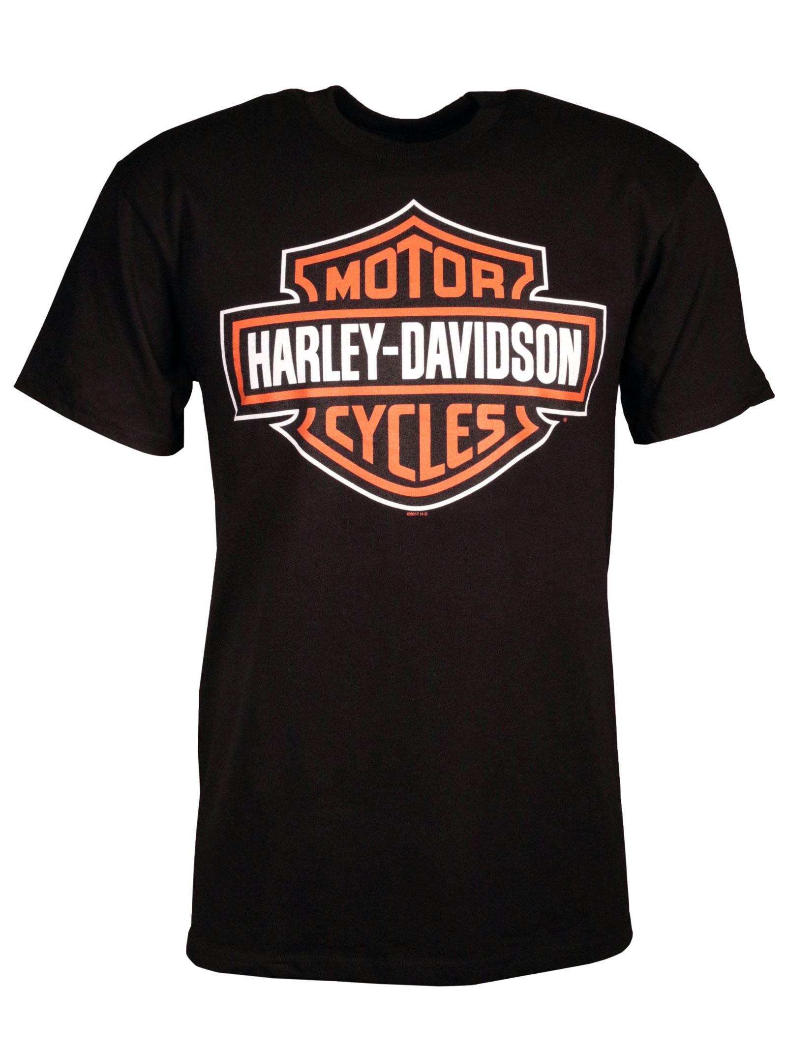 harley davidson t shirt significant bar shield im. Black Bedroom Furniture Sets. Home Design Ideas