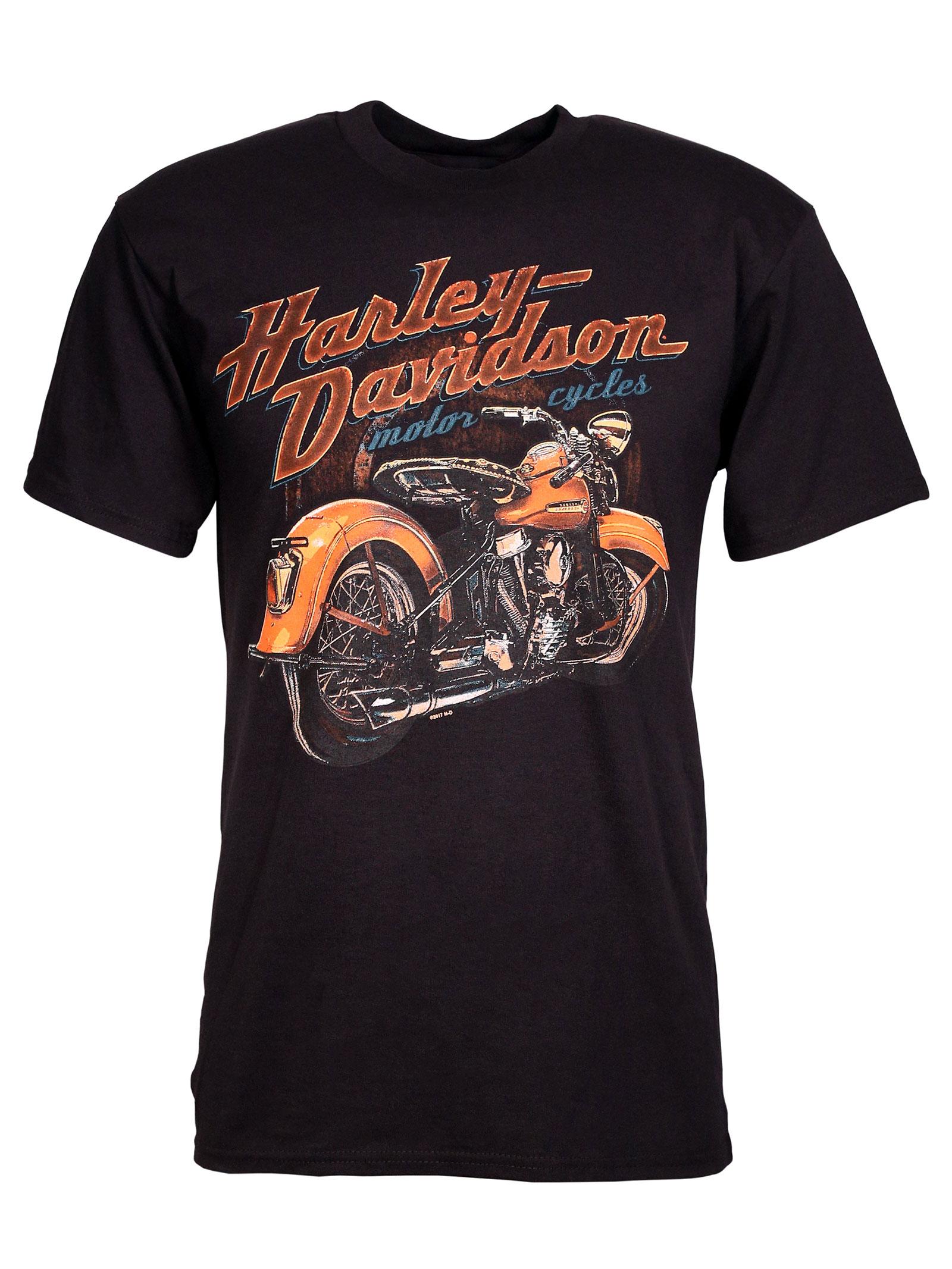 harley davidson t shirt soulful affliction im thunderbike shop. Black Bedroom Furniture Sets. Home Design Ideas