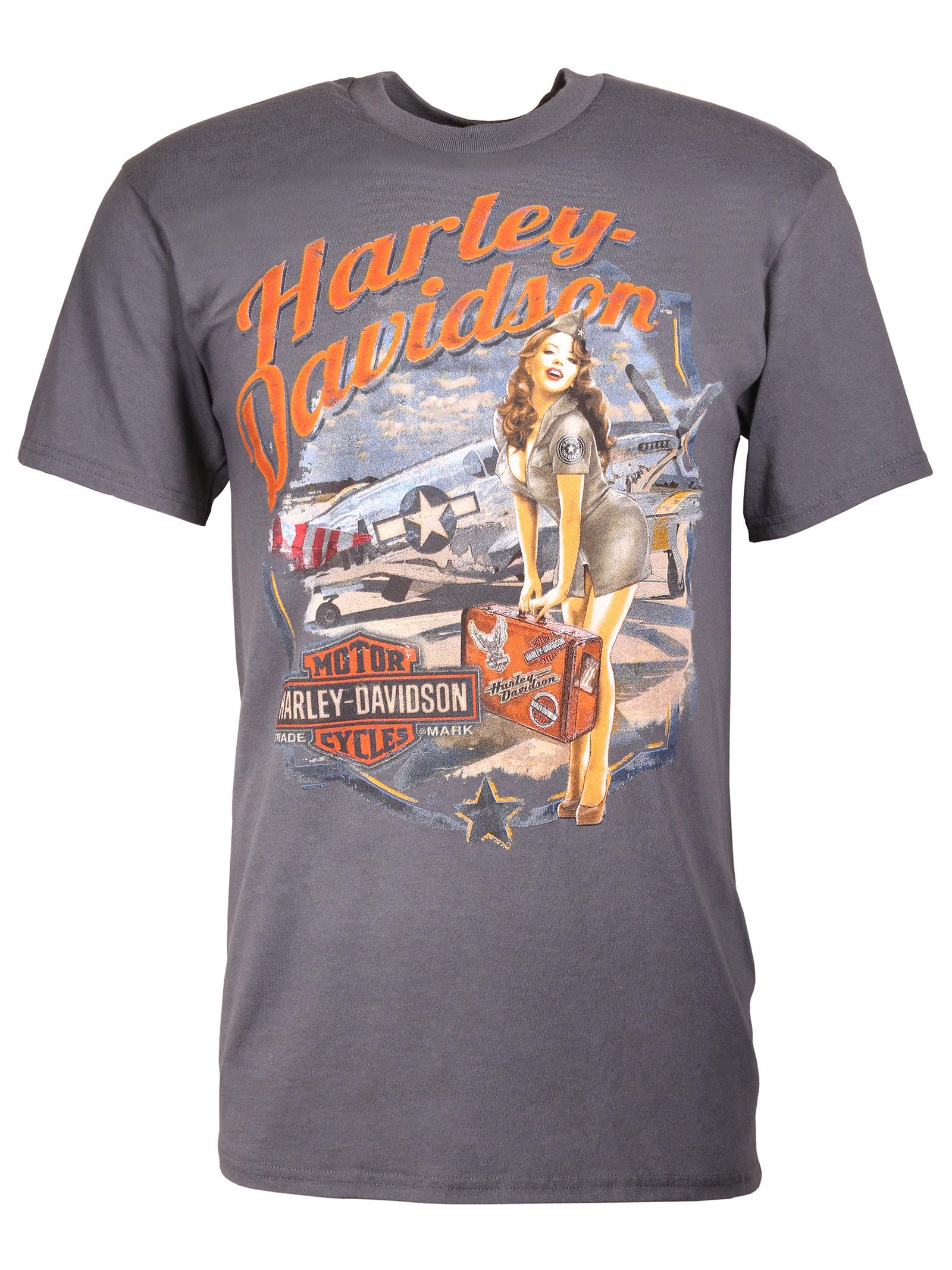 harley davidson t shirt indestructible legend at. Black Bedroom Furniture Sets. Home Design Ideas
