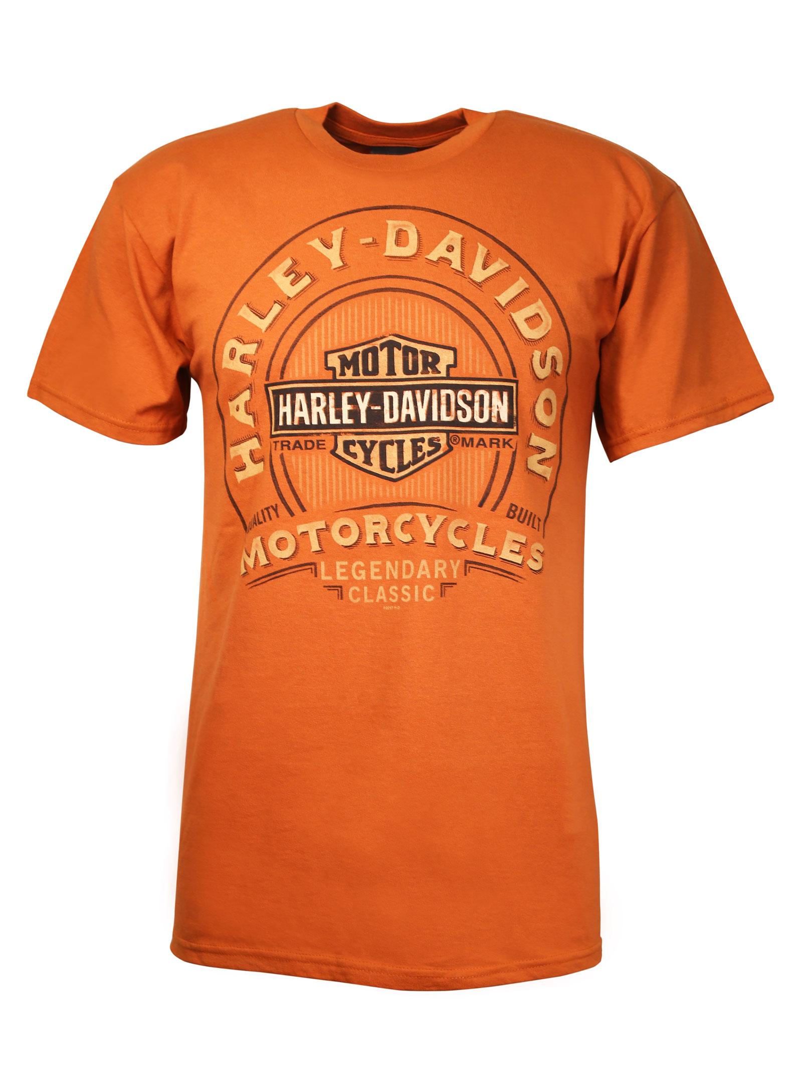 harley davidson t shirt empowered heritage at thunderbike shop. Black Bedroom Furniture Sets. Home Design Ideas