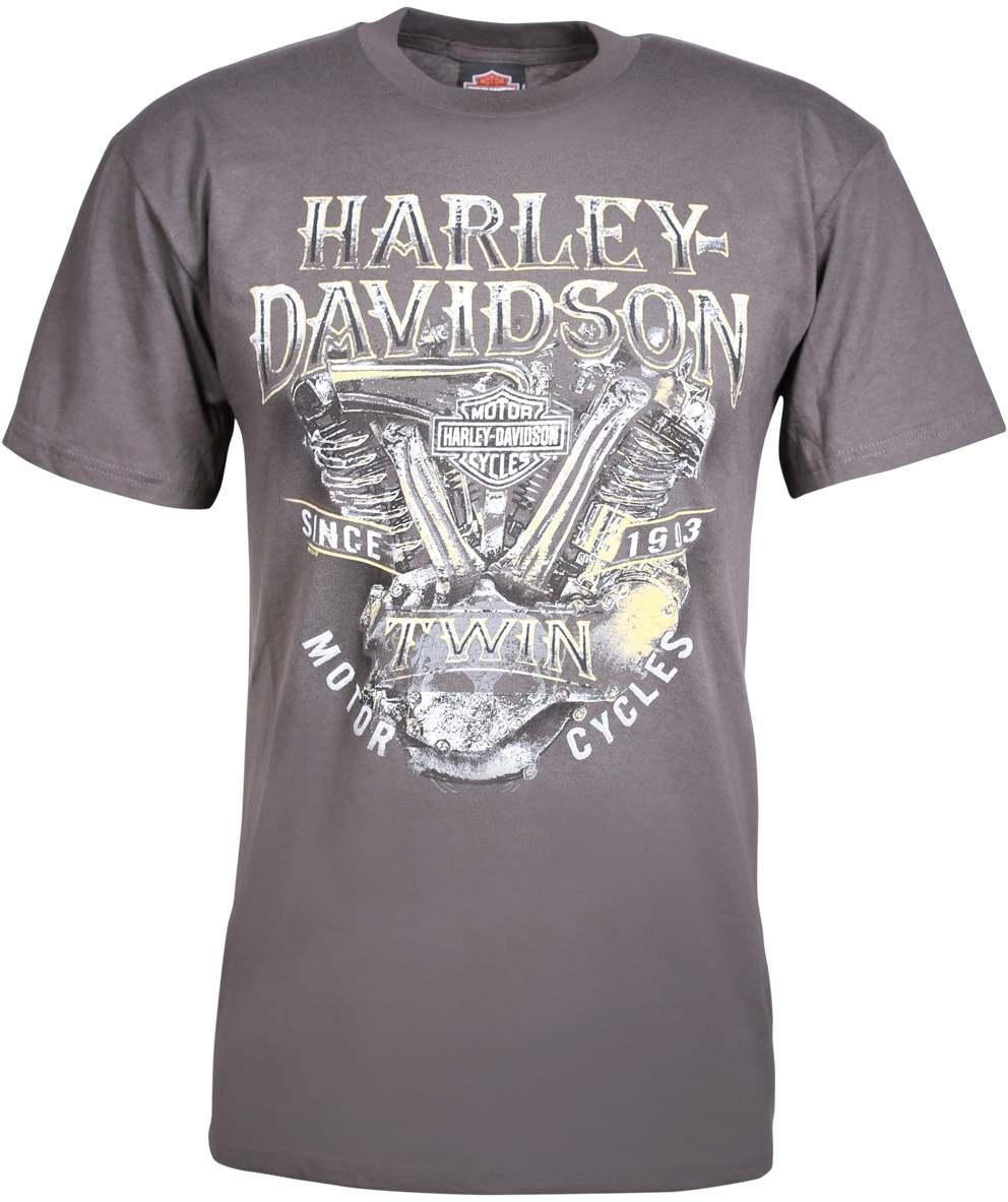 harley davidson t shirt wicked thunder at thunderbike shop. Black Bedroom Furniture Sets. Home Design Ideas