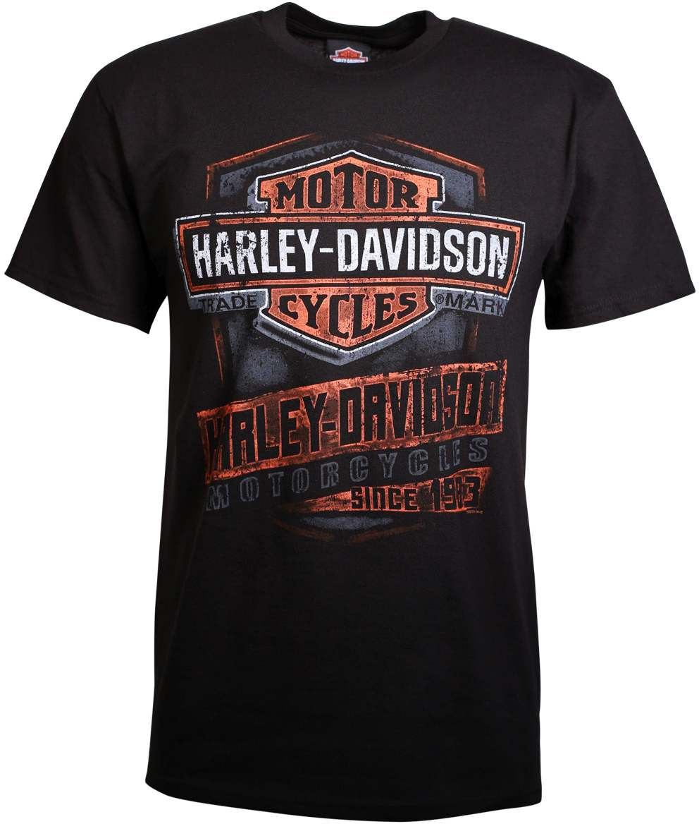 harley davidson t shirt harley strong xl at thunderbike shop. Black Bedroom Furniture Sets. Home Design Ideas