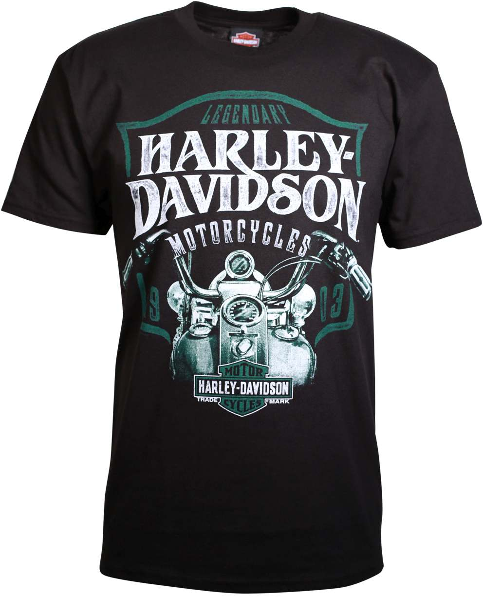 harley davidson t shirt precise performance at thunderbike. Black Bedroom Furniture Sets. Home Design Ideas
