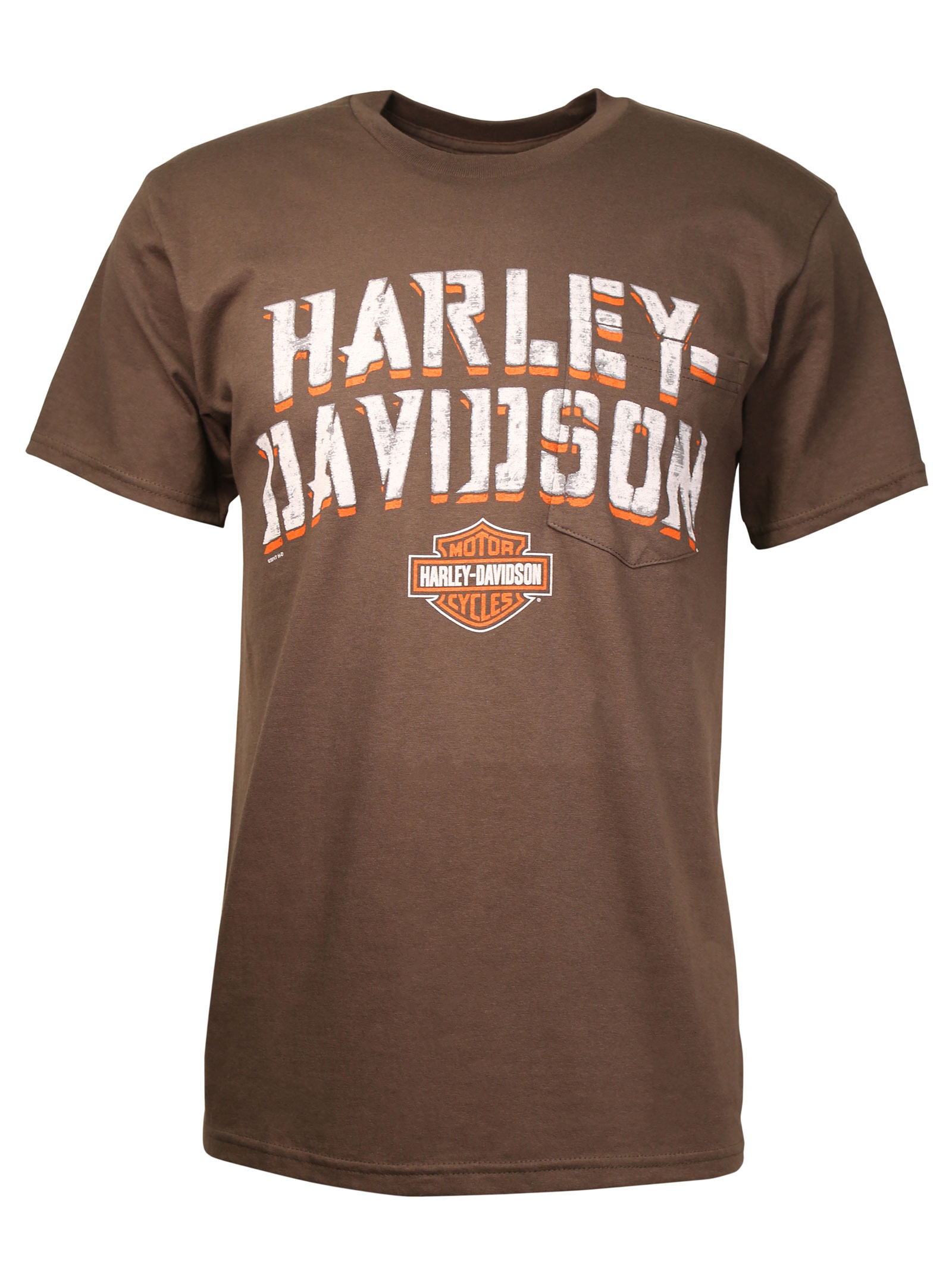 harley davidson t shirt roadside decay at thunderbike shop. Black Bedroom Furniture Sets. Home Design Ideas