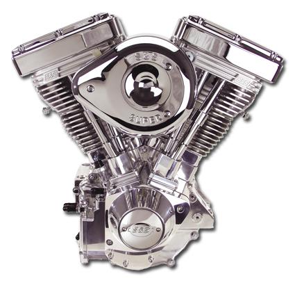 Thunderbike Shop S S 113 Engine Evo Style Eu3 Polished Im Custom Parts For H D Metric