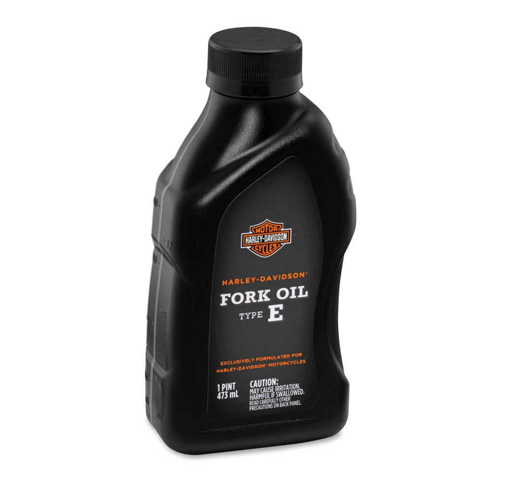 62600026 Harley-Davidson Fork Oil Type E, 473 ml