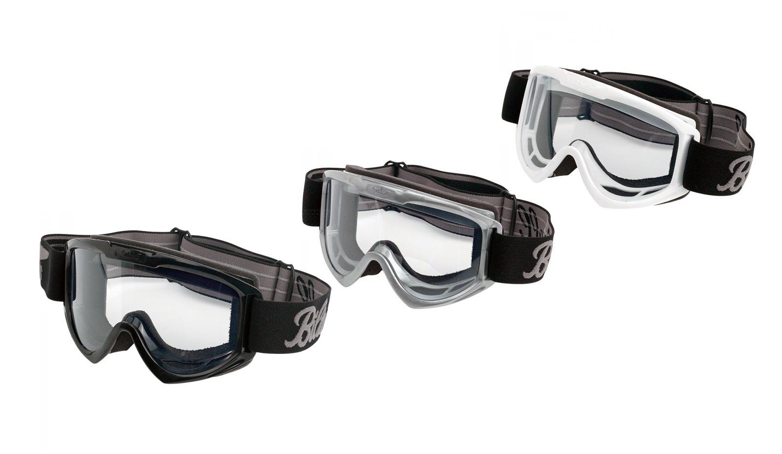 e3f00c049c58 Biltwell Moto Goggles at Thunderbike Shop