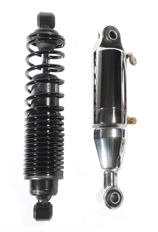 thunderbike air ride suspension kit f r touring ab 09. Black Bedroom Furniture Sets. Home Design Ideas
