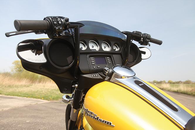 rick 39 s touring lenker 350 mm im thunderbike shop. Black Bedroom Furniture Sets. Home Design Ideas