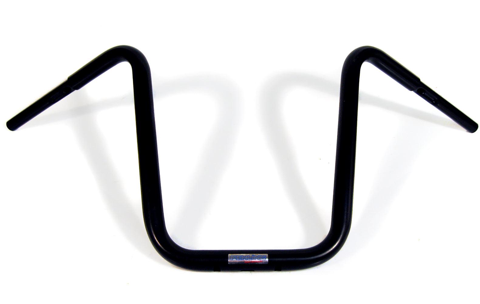 fehling ape hanger lenker x 30cm schwarz f r h d ab. Black Bedroom Furniture Sets. Home Design Ideas