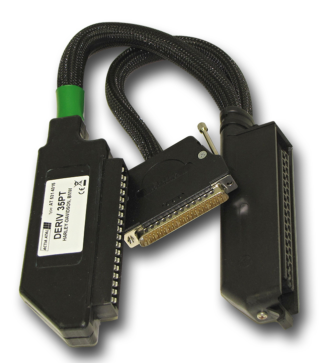 Actia Deriv 35-Pin T-Adapter Harness on