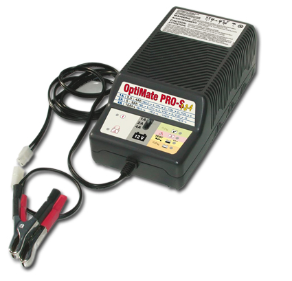optimate 4 battery charger instructions