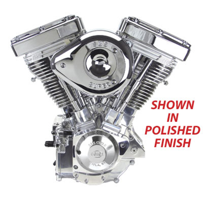 S S 113 Motor Evo E3 Alu Natur Im Thunderbike Shop