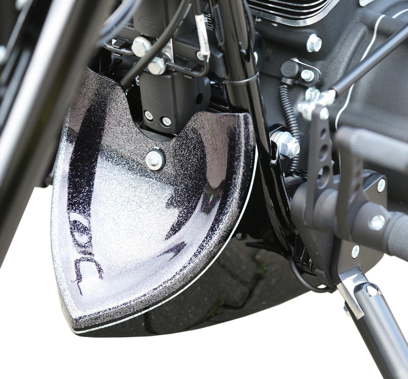 Motogadget m-Blaze Cone Blinker schwarz für 22mm & 1 Zoll Lenker ...