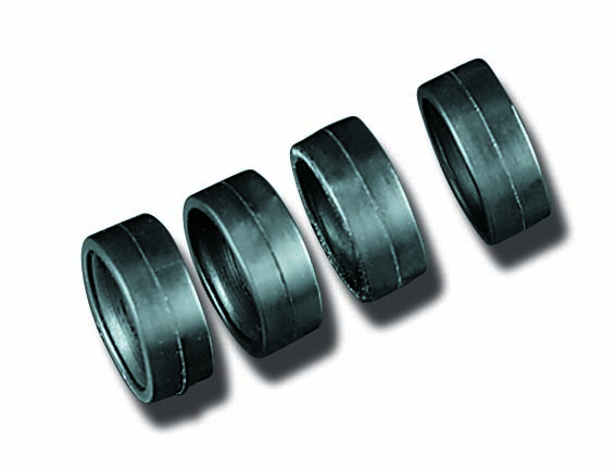 Kuryakyn ISO-Peg Replacement Rubber Pads  Large