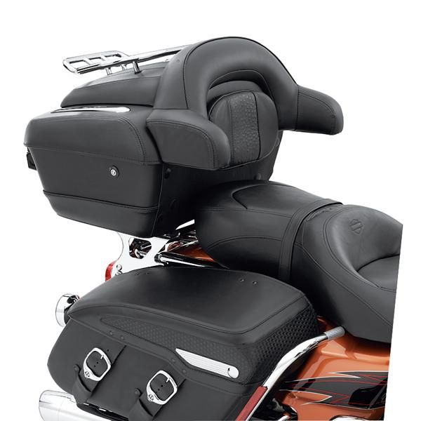 79189 06 Premium Leather Tour Pak Luggage At Thunderbike Shop