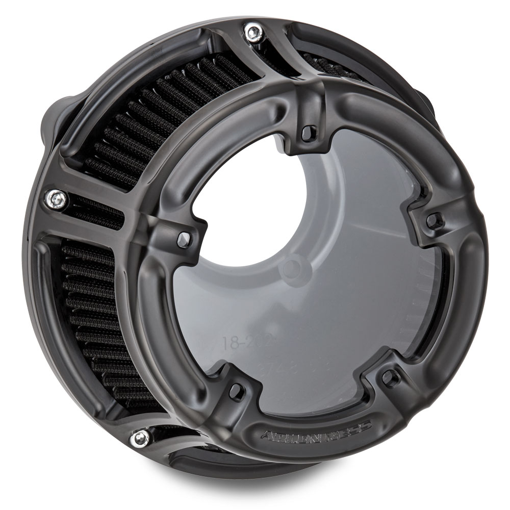 Arlen Ness Method Clear Luftfilter Black For Touring 08 16 Softail 16 17 Twin Cam Throttle By Wire At Thunderbike Shop