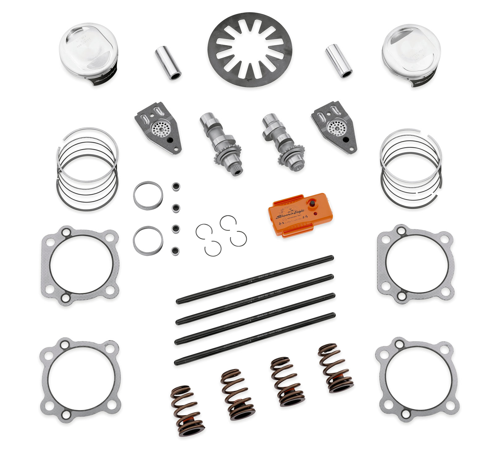 92500023a screamin eagle pro stage 3 kit