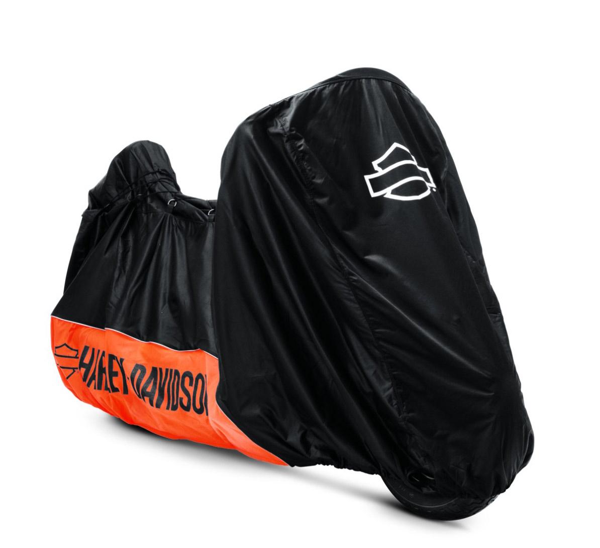 Harley Davidson Bike Covers >> 93100018 Harley Davidson Indoor Motorcycle Cover