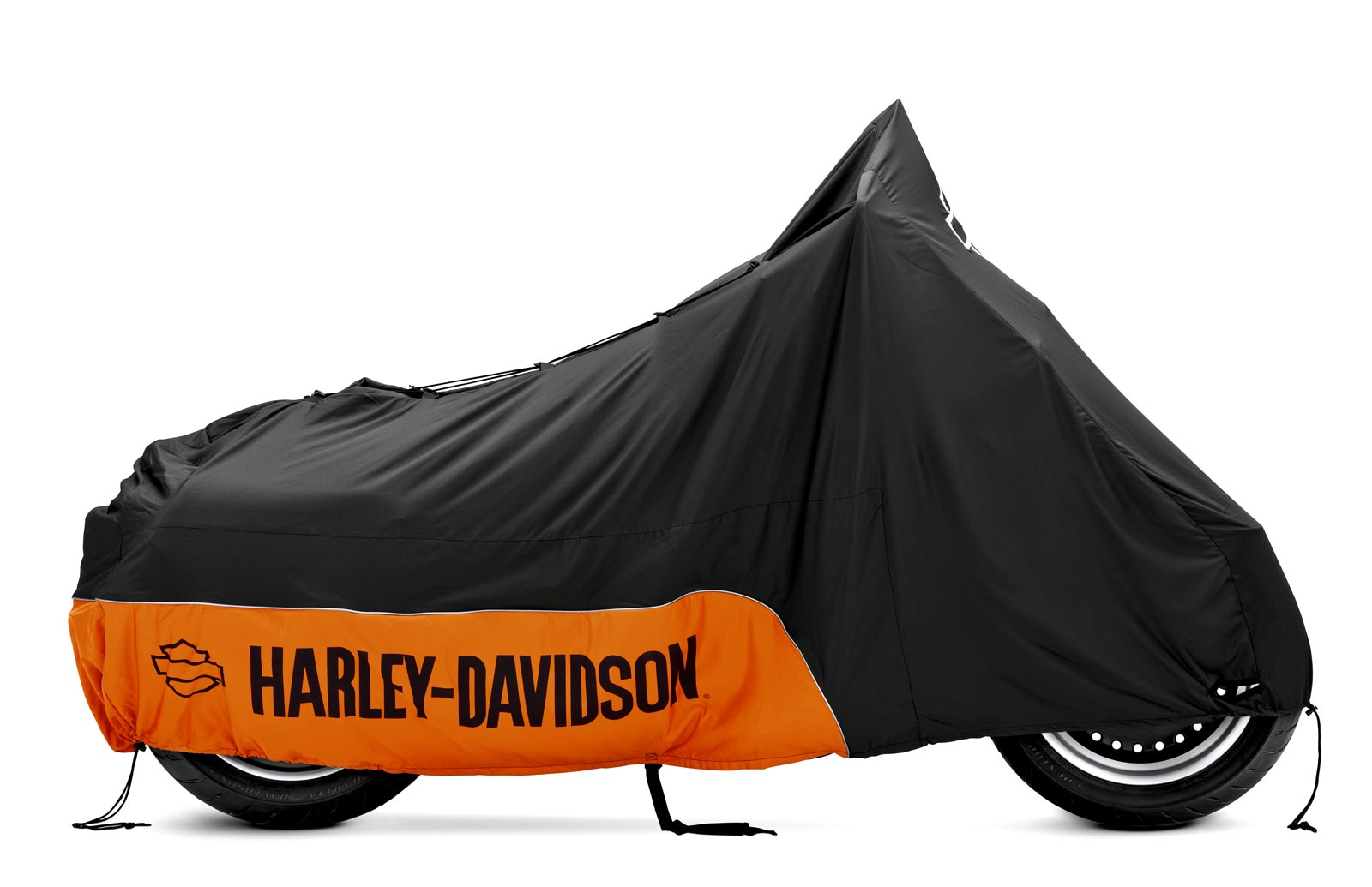 Harley Davidson Cover: 93100019 Harley-Davidson Premium Indoor Motorcycle Cover
