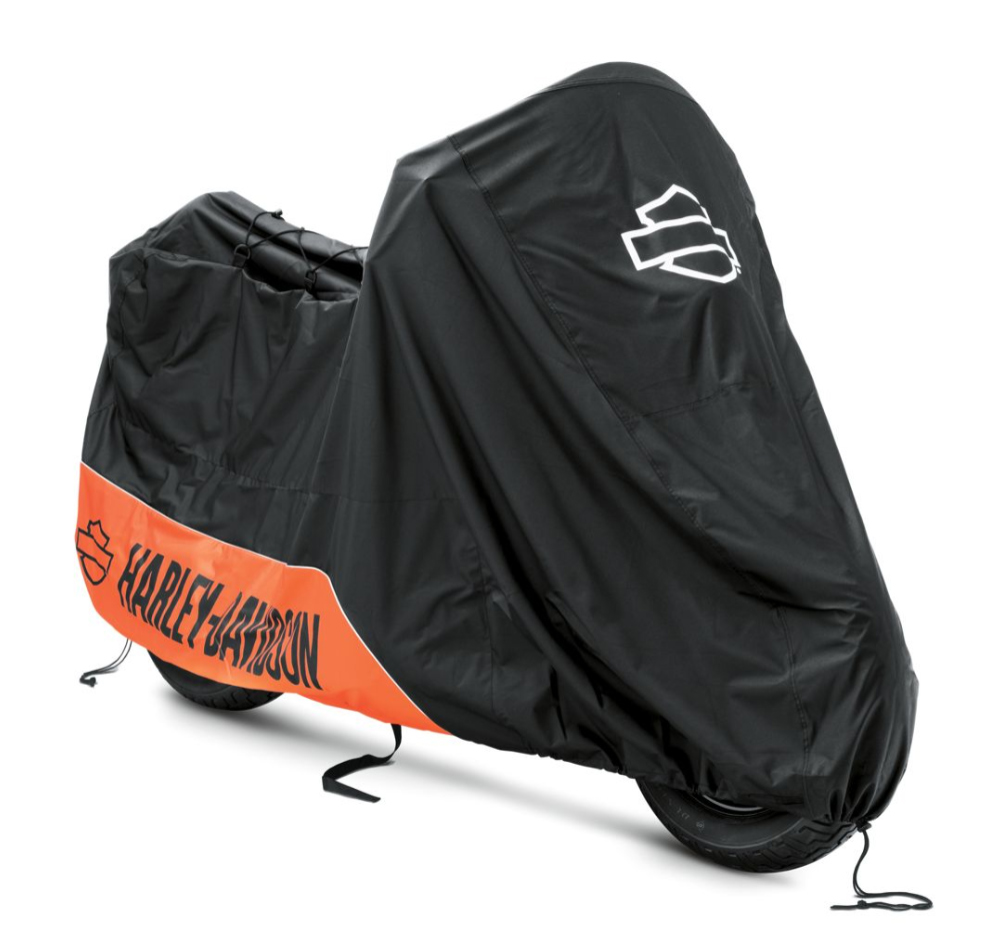 Motorcycle Covers Product : H d indoor outdoor motorcycle cover