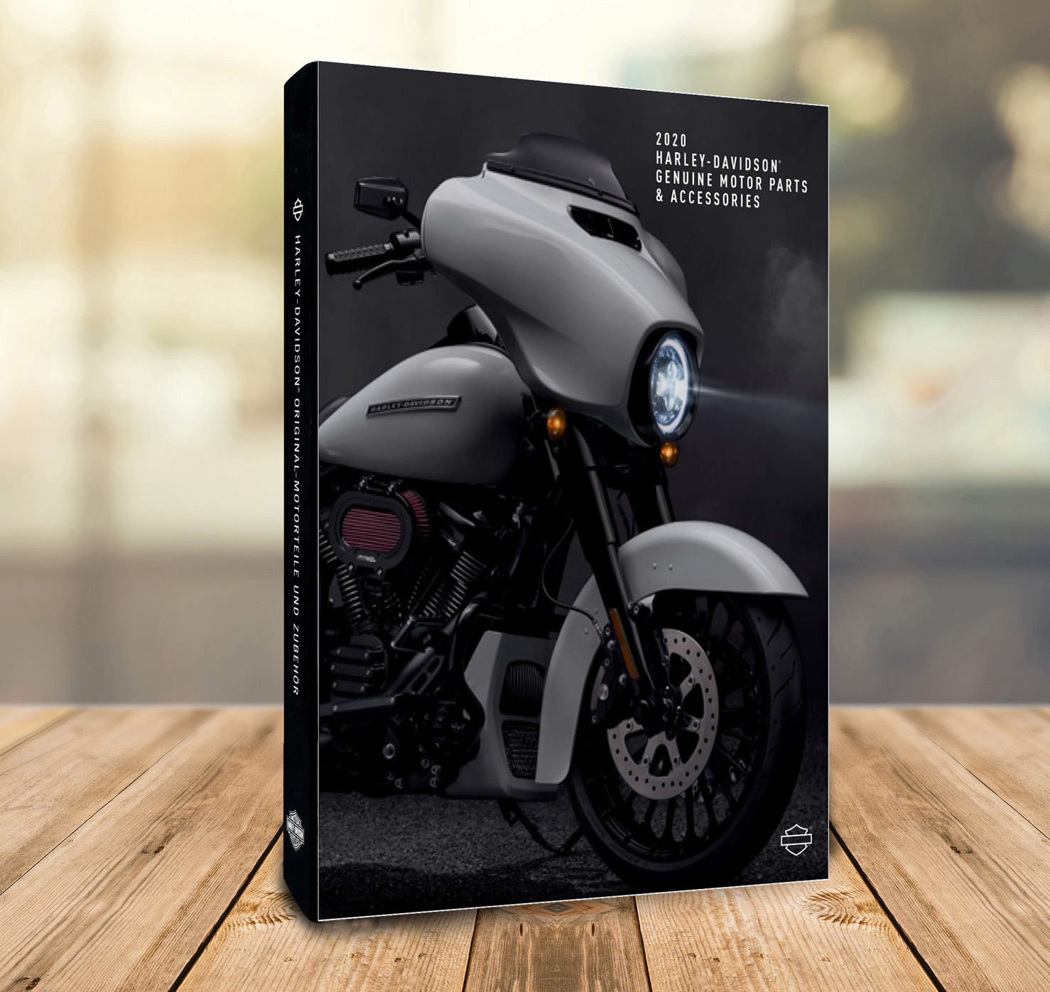 Harley Zubehör Katalog