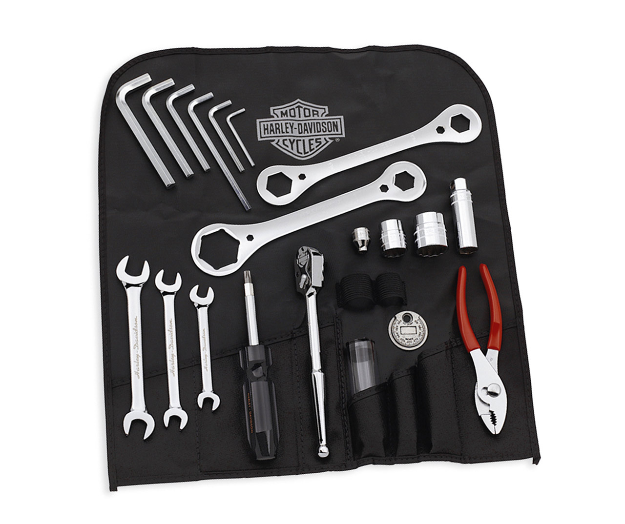 Harley Davidson Tool Kit List