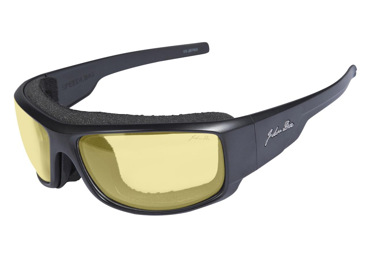 john doe brille speedking selbstt nend gelb zu grau. Black Bedroom Furniture Sets. Home Design Ideas