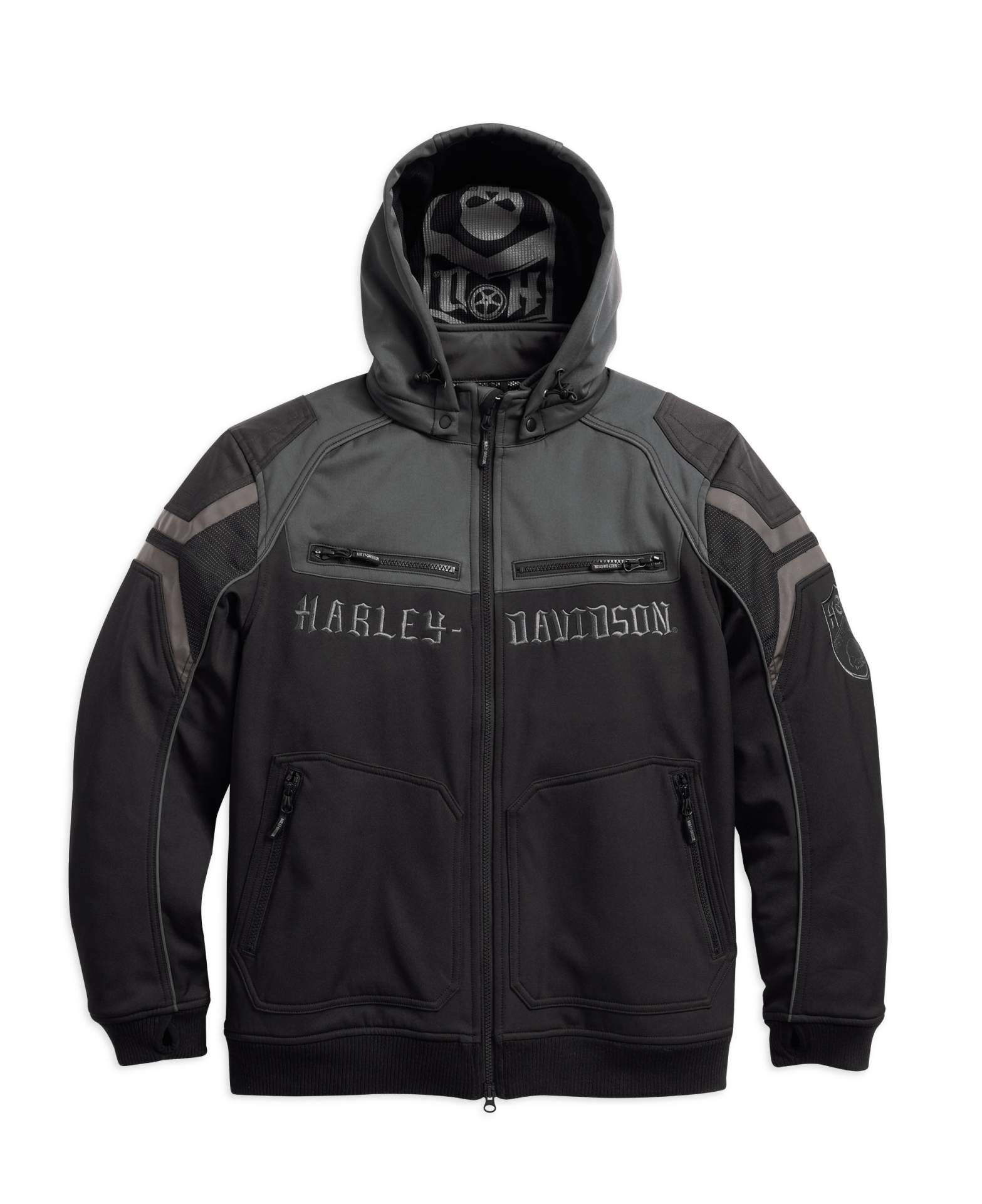 97095 16vm harley davidson scavenger jacke im thunderbike shop. Black Bedroom Furniture Sets. Home Design Ideas