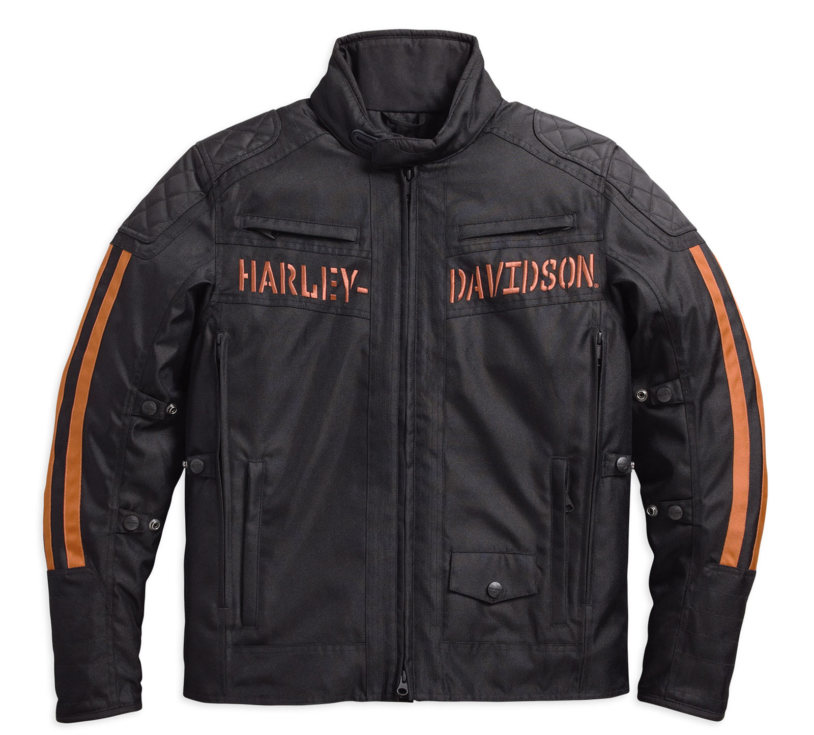 97158 17vm harley davidson motorradjacke foley im. Black Bedroom Furniture Sets. Home Design Ideas
