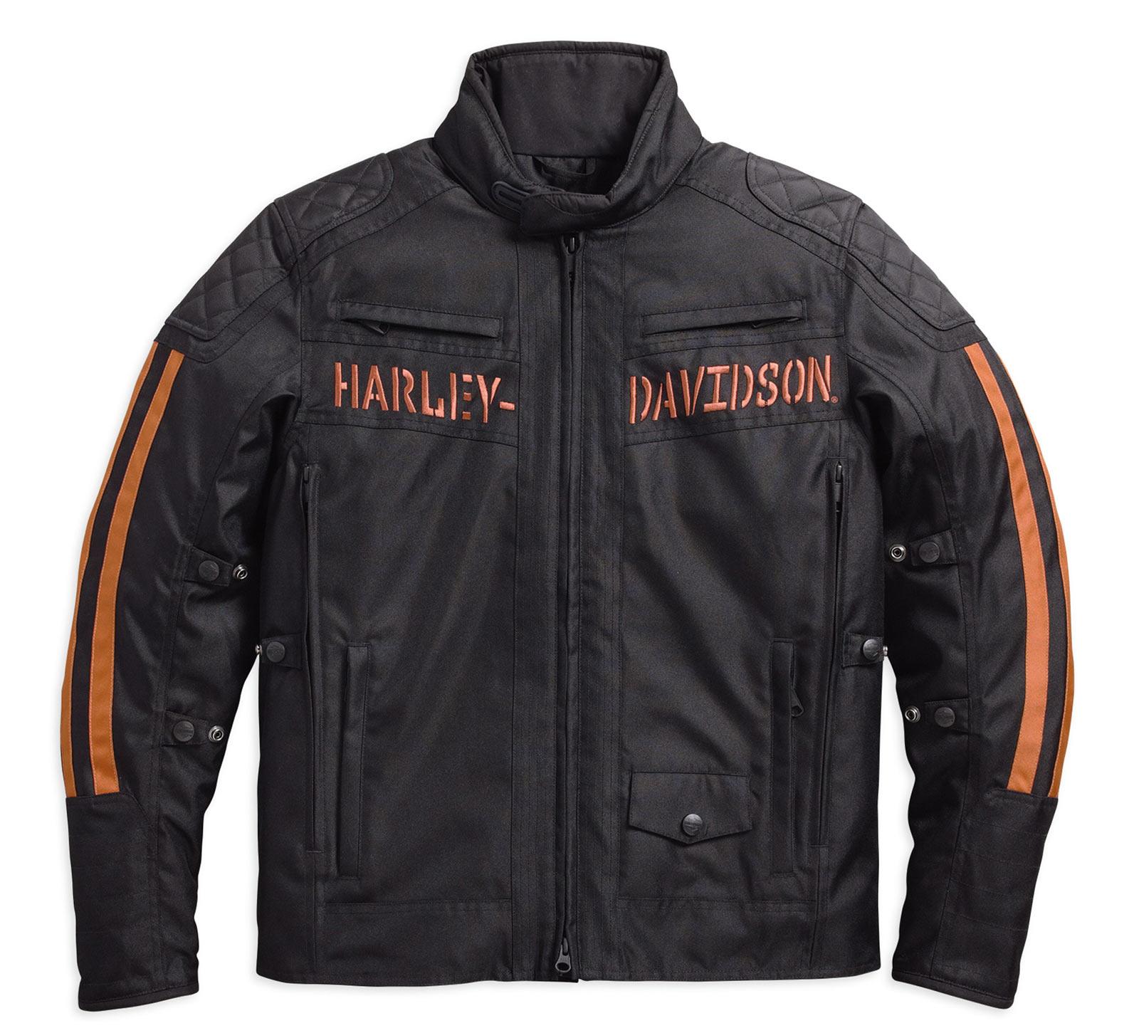 97158 17vm harley davidson jacket foley at thunderbike shop. Black Bedroom Furniture Sets. Home Design Ideas