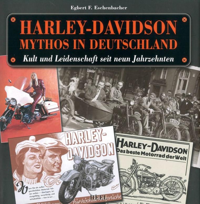 harley davidson mythos in deutschland im thunderbike shop. Black Bedroom Furniture Sets. Home Design Ideas